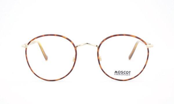 MOSCOT (モスコット) メガネ ZEV Col.Blonde/Gold [大宮店にてお取り扱い]