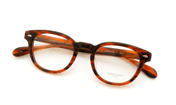 oliver peoples Sheldrake RHV