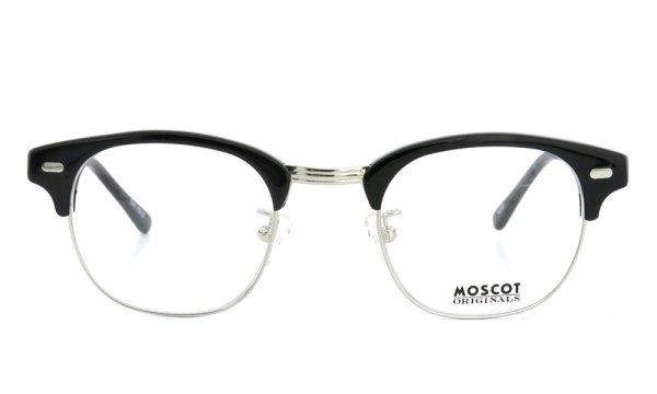 MOSCOT ORIGINALS YUKEL col.Black-SILVER 46サイズ