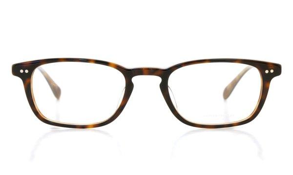 画像2: OLIVER PEOPLES オリバーピープルズ × MILLER'S OATH (ミラーズ オース)) 限定生産メガネ