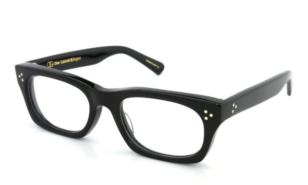 Oliver Goldsmith VICE CONSUL-S バイスコンスル-s Nero
