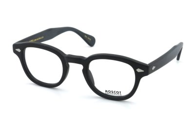 MOSCOT LEMTOSH 44 MATTE BLACK