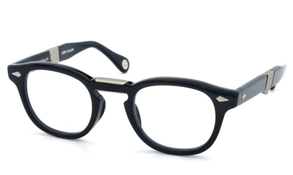 MOSCOT 100YEARS カスタム LEMTOSH-FOLD COL.BLACK