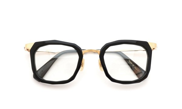 MASAHIROMARUYAMA MM-0022 col.1 BLACK/GOLD (straight) 4