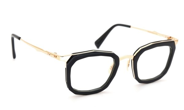 MASAHIROMARUYAMA MM-0022 col.1 BLACK/GOLD (straight) 1