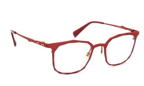 MASAHIROMARUYAMA MM-0021 col.4 RED (straight) 1