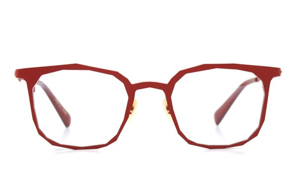 MASAHIROMARUYAMA MM-0021 col.4 RED (straight) 2