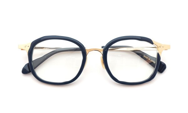 MASAHIROMARUYAMA MM-0011 NAVY/GOLD (CUT)