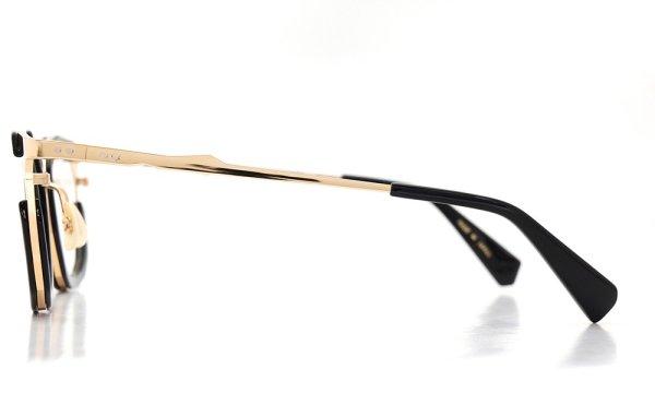 MASAHIROMARUYAMA MM-0023 col.1 BLACK/GOLD (straight)