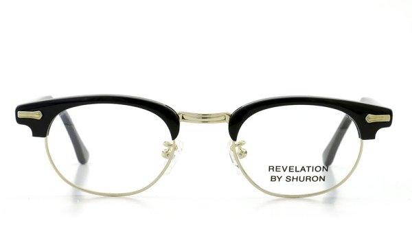 SHURON REVELATION レヴェレーション Black/Gold 48-22