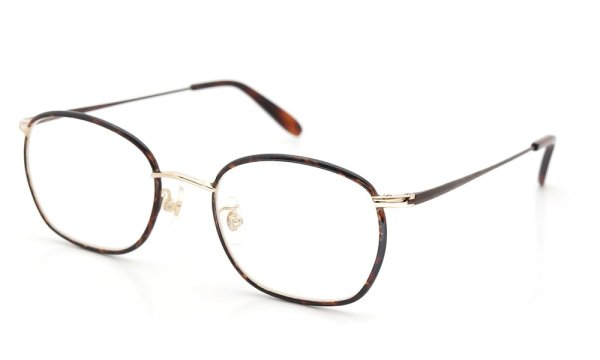 megane and me ME008 HARRIS DB Brown Demi/Gold