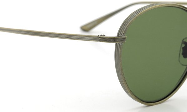 OLIVER PEOPLES × THE ROW サングラス BROWNSTONE SUN col.AG 49size
