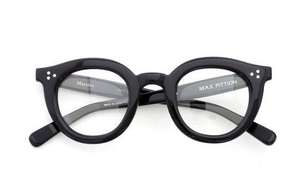 MAX PITTION Maestro マエストロ 44size Bla. 4