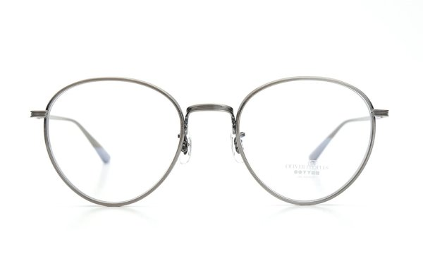 OLIVER PEOPLES × THE ROW メガネ BROWNSTONE col.P 49size