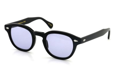 MOSCOT LEMTOSH SUN 46 BLACK/L.PURPLE