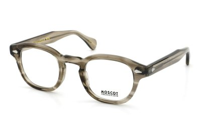 MOSCOT LEMTOSH 44 BROWN ASH
