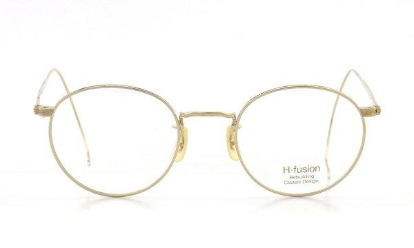 H-fusion メガネ HF-611 C0L-G HF-611 COL-G Limited