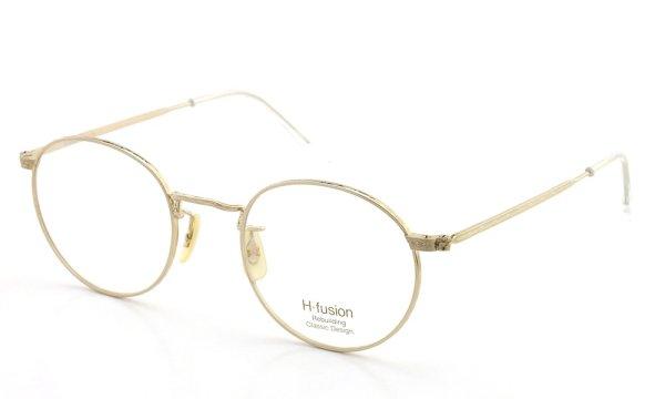 H-fusion メガネ HF-611 C0L-G
