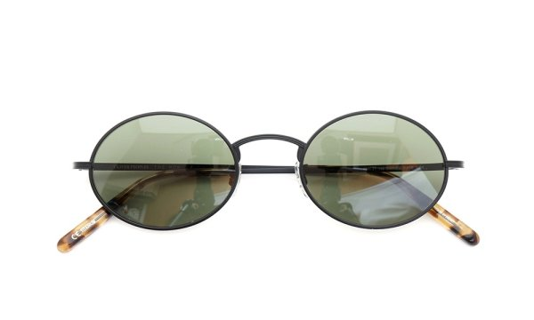 OLIVER PEOPLES × THE ROW EMPIRE-SUITE MBK 49size