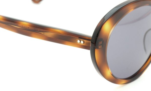 OLIVER PEOPLES × THE ROW Parquet TORT-GY 50size