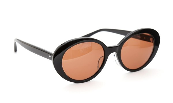 OLIVER PEOPLES × THE ROW Parquet BK 50size