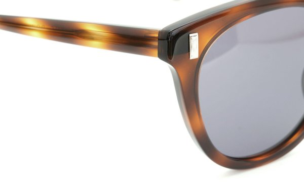 OLIVER PEOPLES × THE ROW Skyscraper TORT-GY 53size
