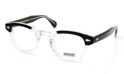 MOSCOT LEMTOSH 44 BLACK CRYSTAL