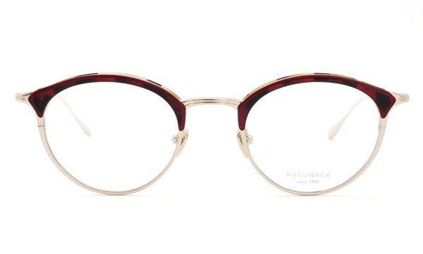 MASUNAGA since 1905 COCO #27 RED-DEMI/GP