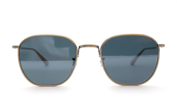 OLIVER PEOPLES × THE ROW BOARD-MEETING AG/BL 48size
