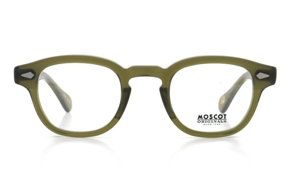 TODD SNYDER×MOSCOT メガネ LEMTOSH レムトッシュ Col.CAMOUFLAGE 44size