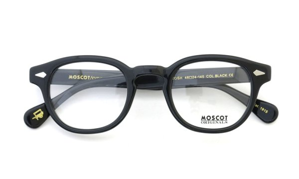 MOSCOT LEMTOSH  Black 46size