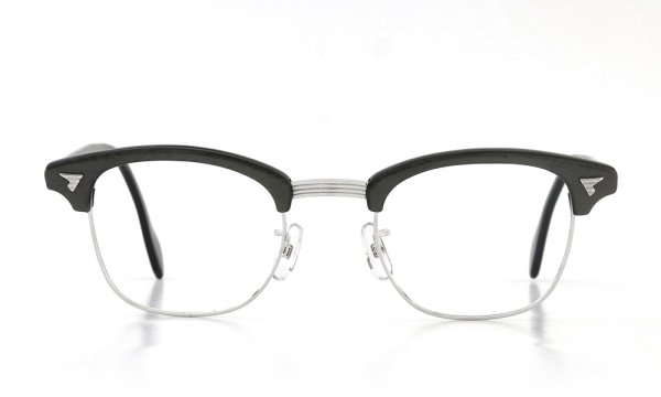 American Optical vintage MALCOLM-X type:2 Grey-Marble/White-Gold
