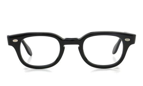 SRO STYL-RITE OPTICS vintage SAXON BLACK 44-24 (n2)