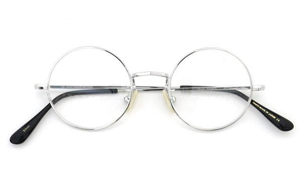 オリバーゴールドスミス メガネ PINNER 46size Silver
