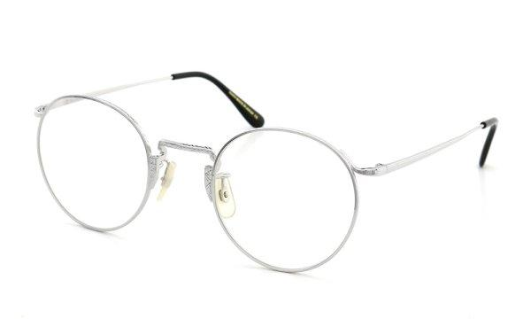 Oliver Goldsmith メガネ CHARLES 47size Silver