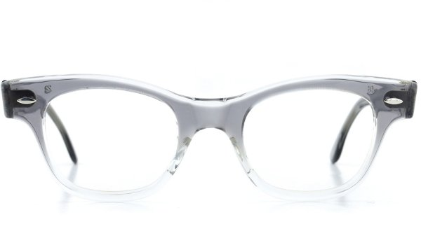 TART OPTICAL vintage 1950s COUNTDOWN GREY FADE 46-22 (v1