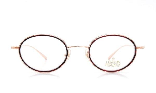 CLAYTON FRANKLIN 607 RG/RDS