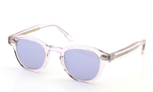 MOSCOT LEMTOSH BLUSH 44size Light-Purple-Lense