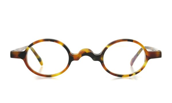 FRANCE Vintage m.rochaix SMALL-OVAL TORTOISE SAPPORO C252 40