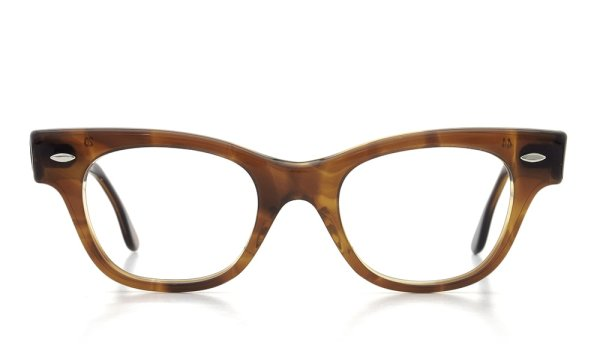 TART OPTICAL 1950s COUNTDOWN AMBER 44-20