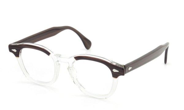 TART Optical 通販 ARNEL REDWOOD CB-CLEAR 46-20