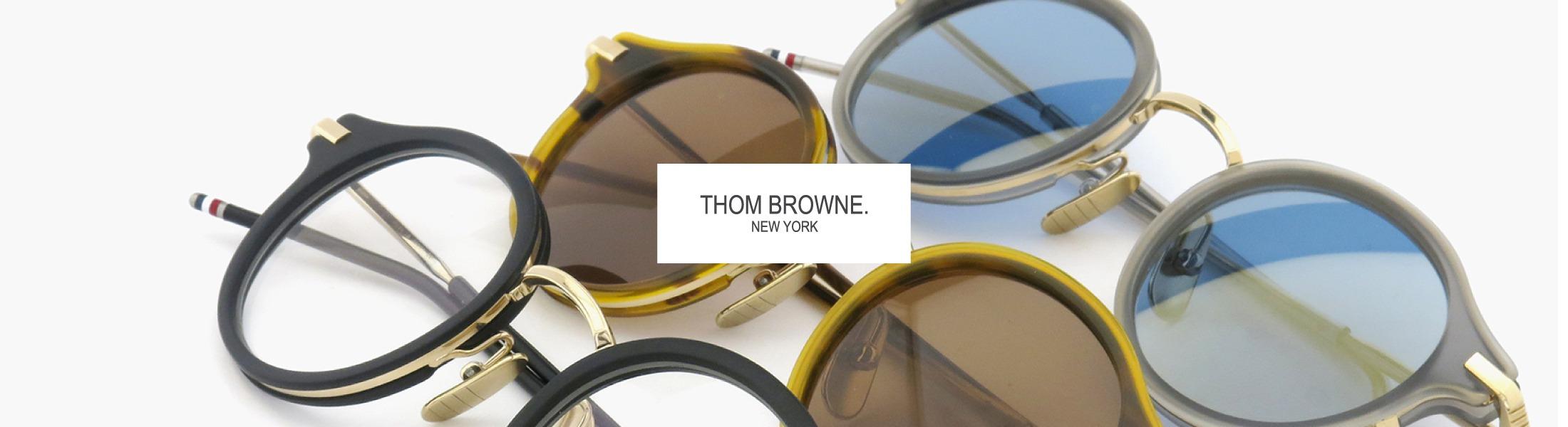 THOM BROWNE. | トムブラウン アイウェア