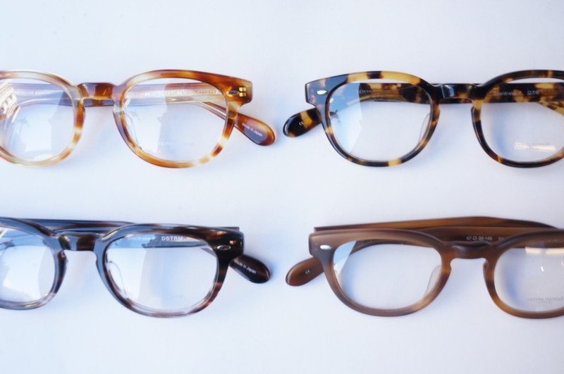 OLIVER PEOPLES Sheldrake-P-2