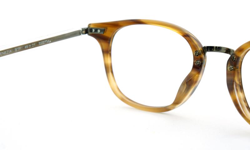 GLCO- ジーエルシーオー  GARRET-LEIGHT メガネ VENEZIA BTF3
