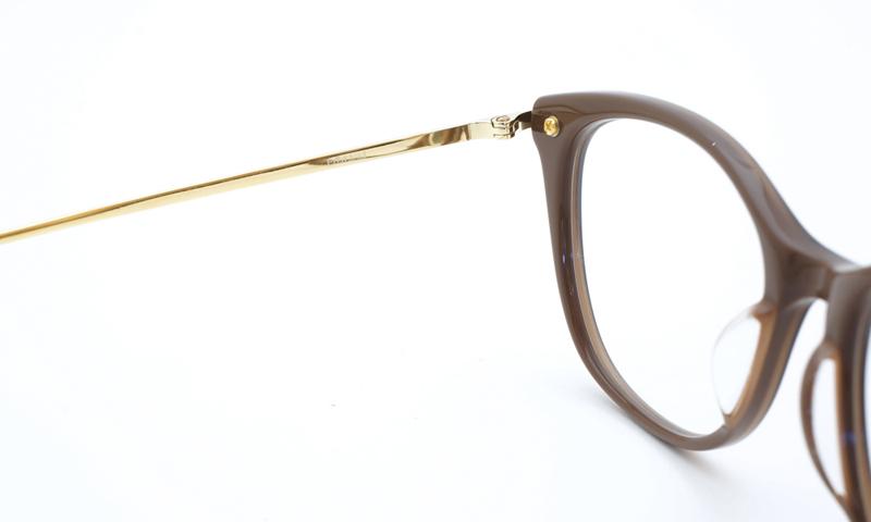EnaLloid(エナロイド)× kvina(クビーナ)メガネ jo 080-1