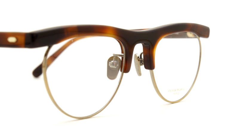 OLIVER PEOPLES(オリバーピープルズ)  メガネ OP-4 DM-10