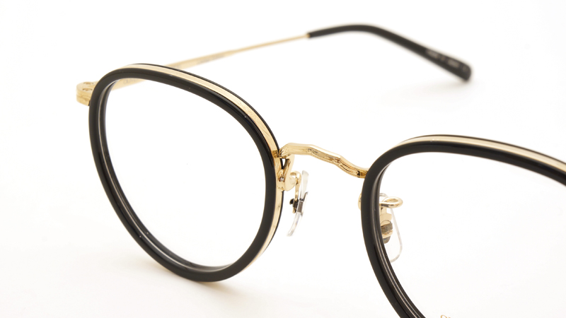 OLIVER PEOPLES MP-2 BK-7