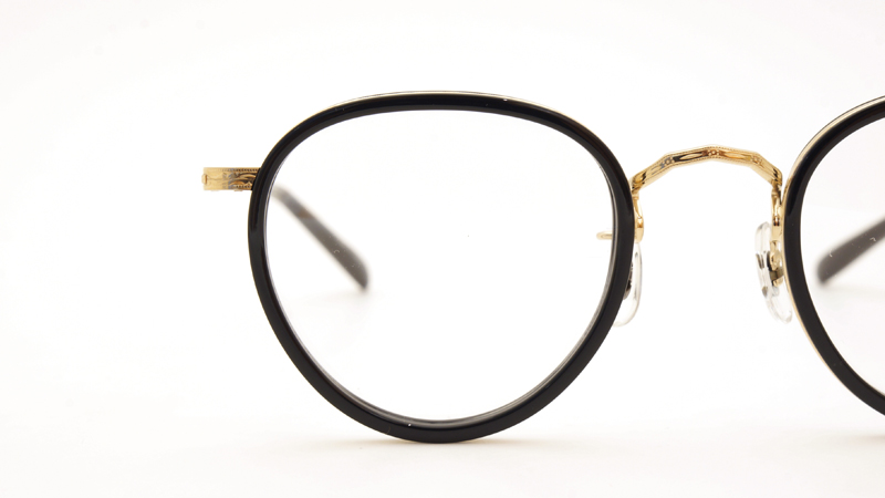 OLIVER PEOPLES MP-2 BK-10