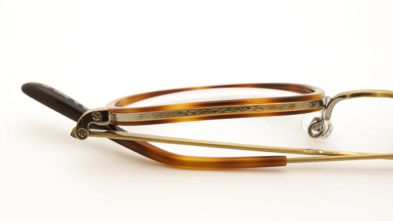 OLIVER PEOPLES MP-2 DM-9