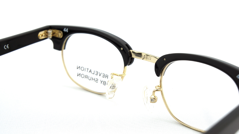 SHURON(シュロン) RONSIR REVELATION (Black/Gold) 44サイズ-7